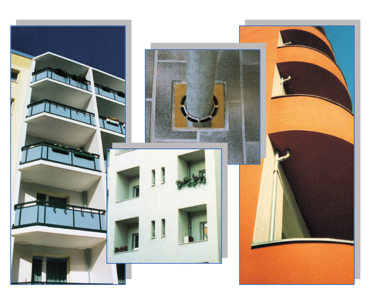 Sisteme drenaj balcoane/terase Image